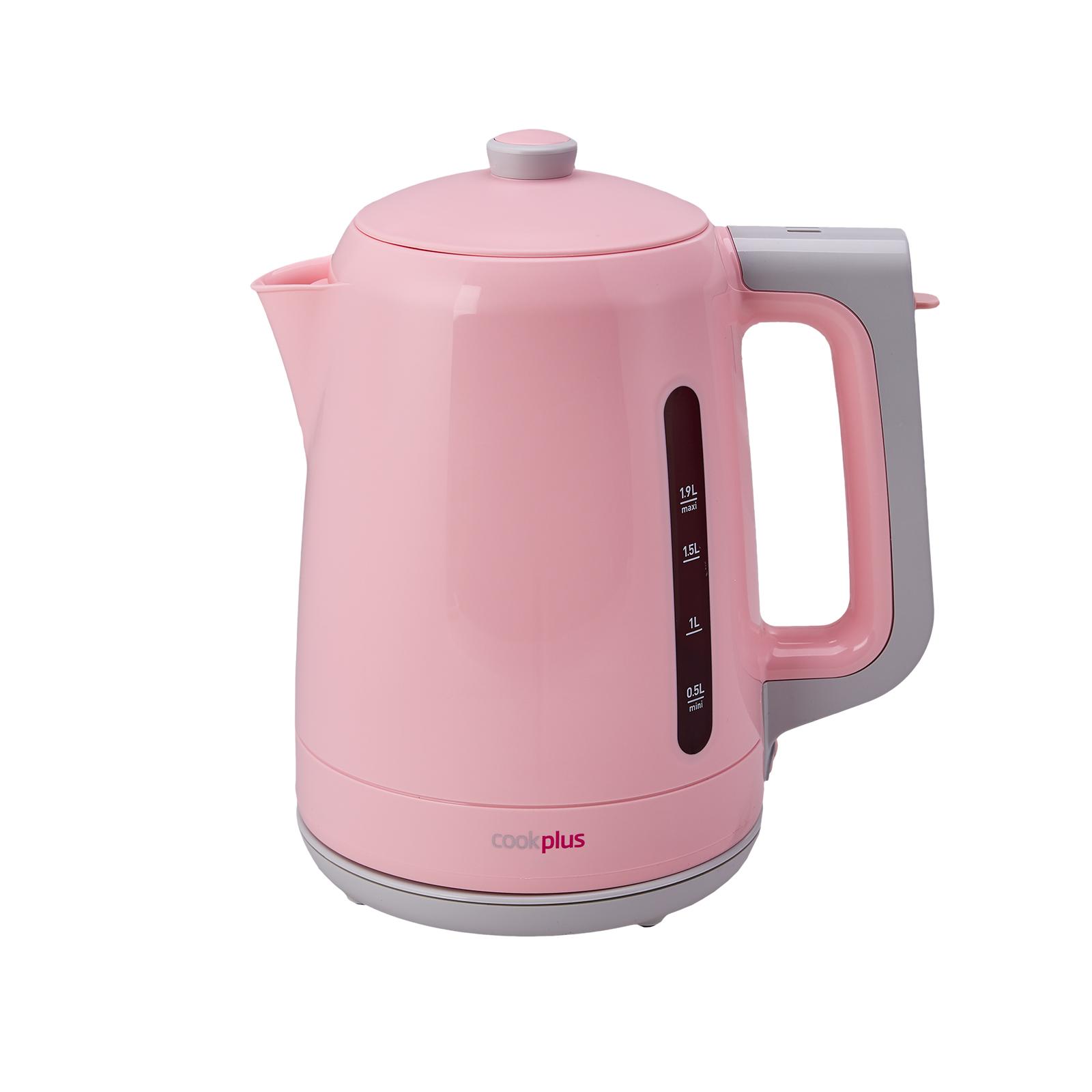Cookplus Tasarruflu Kettle Çay Makinesi