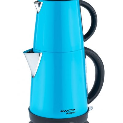 Demplus Mavi Çay Makinesi