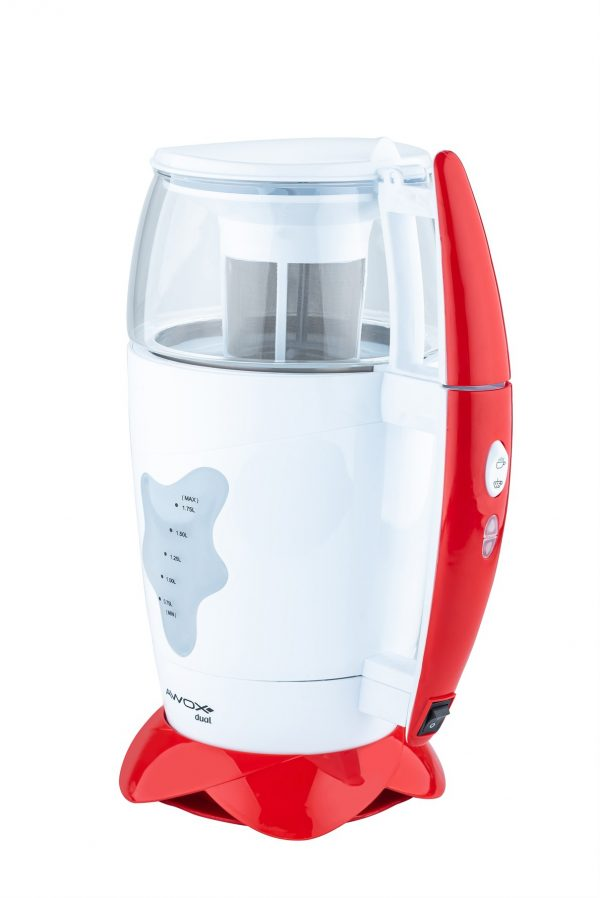 Dual Kırmızı Çay Makinesi