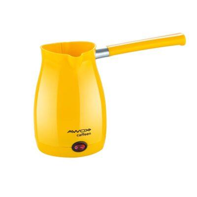 Caffeen Elektrikli Cezve Sarı