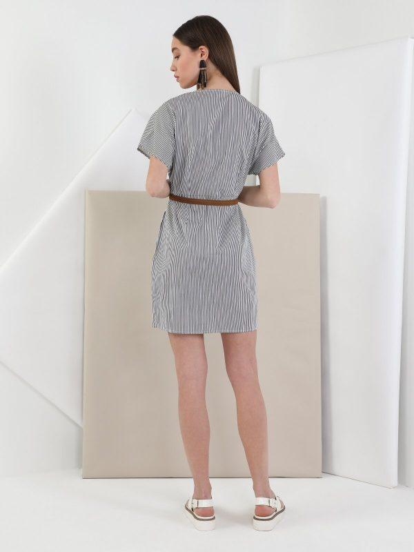 Kadın Dar Kesim Elbise 1