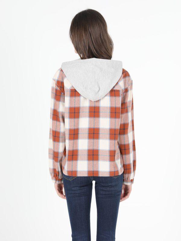 Kadın Uzun Kol Gömlek 1